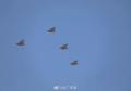 中俄联合军演正式开始!