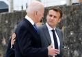 马克龙和拜登通电话 法国驻美大使下周将返回华盛顿