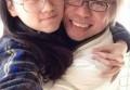 这对相差41岁的爷孙恋,林靖恩终于曝孕肚照,男方已经61岁了!