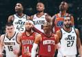 NBA全明星替补阵容出炉,有新人也有遗珠
