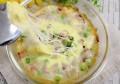 芝士焗土豆泥,口感浓郁,做法很简单,美味极了