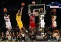 NBA史上五大经典超级绝杀:费舍尔0.4秒反绝杀上榜 第1无争议
