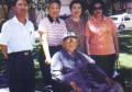 张学良100岁时,杨虎城的后人去看他,少帅颤抖后,只说了四个字