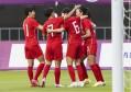 全运会-北京队轮换一半主力还送乌龙,女足奥运联合队4-0晋级决赛